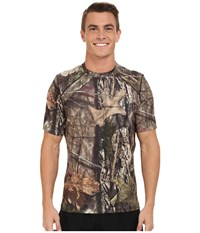 Terramar 2.0 Stalker Short Sleeve Tee Mossy Oak Break Up Country Men's Short Sleeve Button Up Multi