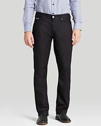 Armani Collezioni Stretch Cotton Trousers Denim