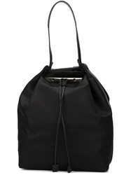 The Row '11' Backpack Black