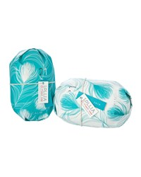 Calm Wrapped Soap White Lollia