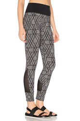 Lorna Jane Dahlia Core Ankle Tight Grey