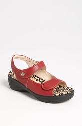 Think 'Breggal' Sandal Online Only Rosso Kombi