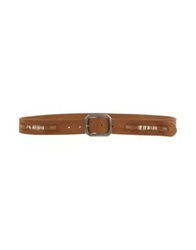 Massimo Alba Belts Brown