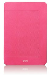 Tumi 'Prism' Leather Ipad Mini Case Pink Fuchsia