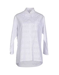 Harvey Faircloth Shirts Shirts Women White