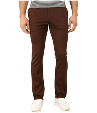 Matix Clothing Company Welder Stretch Pants Chocolate Men's Casual Pants Brown