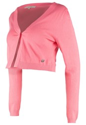 Noppies Leony Cardigan Bright Pink