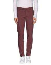 Msgm Trousers Casual Trousers Men Cocoa