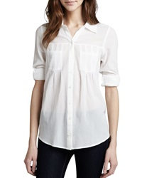 Joie Pinot Rolled Sleeve Blouse