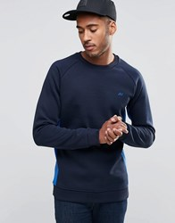 Jack And Jones Jack And Jones Sweat With Logo Navy