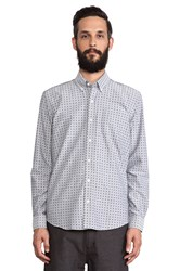 Saturdays Surf Nyc Crosby Button Down Gray