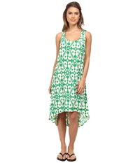 Kavu Jocelyn Dress Evergreen Women's Dress