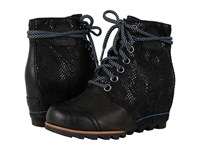 Sorel 1964 Premium Wedge Black 3 Women's Cold Weather Boots Multi