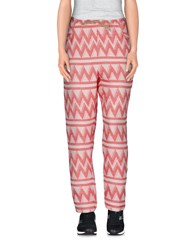 Ter Et Bantine Trousers Casual Trousers Women Red