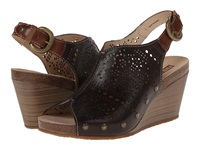 Pikolinos Benissa 868 9342 Olmo Women's Wedge Shoes Brown