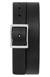 Shinola Men's Reversible Leather Belt