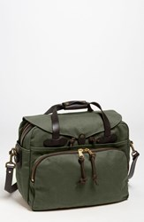 Men's Filson Padded Laptop Bag Green