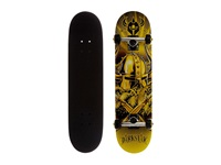 Darkstar Radiant Mid Complete Yellow Skateboards Sports Equipment