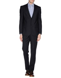Karl Lagerfeld Lagerfeld Suits And Jackets Suits Men Dark Blue