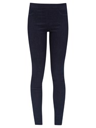 French Connection Featherweight Rebound Pull On Leggings Indigo