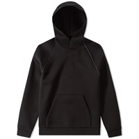 Alexander Wang T By Scuba Neoprene Hoody Black