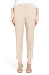 Women's Eileen Fisher Tapered Lightweight Twill Ankle Pants