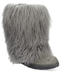 Bearpaw Women's Boetis Ii Cold Weather Boots Women's Shoes Charcoal