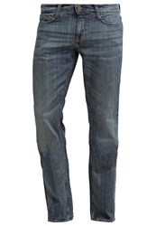Mustang Oregan Slim Fit Jeans Dark Blue