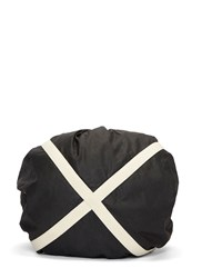 Marvielab Oversized Round Backpack Black