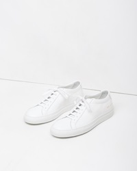 Common Projects Original Achilles Low Sneaker White