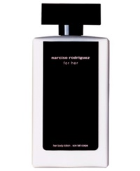 Narciso Rodriguez For Her Body Lotion 6.7 Oz