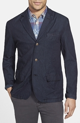 Jeremiah 'Grant' Three Button Sport Coat Admiral