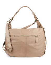Liebeskind Tilda Leather Shoulder Bag Stone