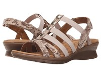 Softspots Kalista Sand Viper Desert Flex Women's Sandals Brown