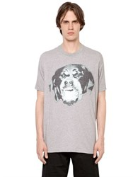 Givenchy Columbian Needle Punch Jersey T Shirt