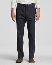 The Men's Store At Bloomingdale's Pima Cotton Pants Regular Fit True Navy