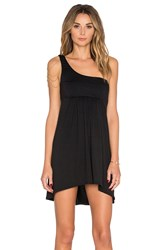 Beach Bunny Tribal Theory Dress Cover Up Black
