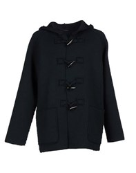 Cruciani Coats And Jackets Coats Men Dark Green
