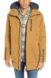 Helly Hansen Men's Njord Waterproof Parka Brunette Brown