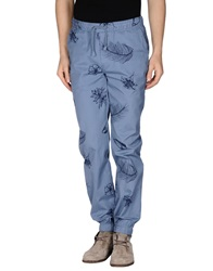 Wemoto Casual Pants Pastel Blue