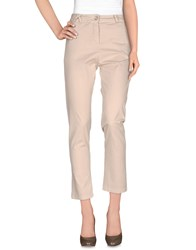 Souvenir Clubbing Trousers Casual Trousers Women Beige