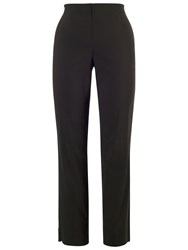 Chesca Pull On Trousers Black