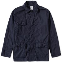 Post Overalls Bdu R Jacket Blue