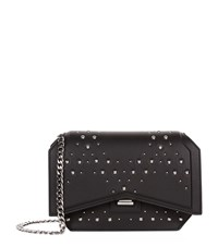 Givenchy Bow Cut Studded Cross Body Bag Female Black