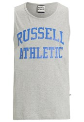 Russell Athletic Top New Grey Marl