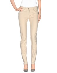 Betty Blue Trousers Casual Trousers Women Ivory