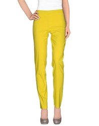 Liviana Conti Trousers Casual Trousers Women Acid Green