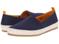 Mulo Cotton Espadrille Navy
