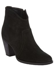 Phase Eight Flynn Ankle Boots Black