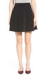 Women's Halogen Ponte Knit Skater Skirt